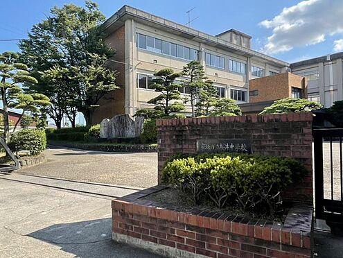 戸建賃貸-安城市桜井町塔見塚 桜井中学校まで589m 徒歩約8分