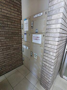 マンション(建物一部)-大阪市中央区南船場1丁目 宅配ボックスあり