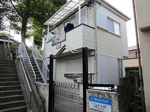 アパート-藤沢市藤沢 外観 平成4年3月築 湘南の玄関口「藤沢」徒歩圏のアパートです。