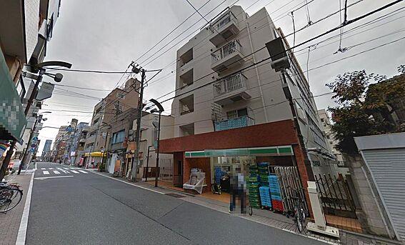 店舗(建物一部)-板橋区大山町 外観