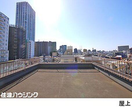 マンション(建物全部)-新宿区西新宿5丁目 バルコニー