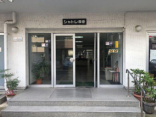 マンション(建物一部)-新宿区左門町 エントランスの写真です。