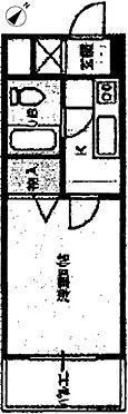 マンション(建物一部)-北九州市八幡西区鷹の巣2丁目 間取り