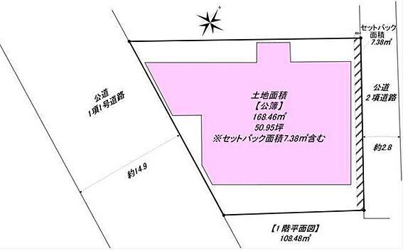 マンション(建物全部)-豊島区上池袋4丁目 間取り