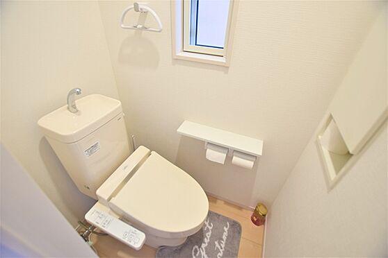 中古一戸建て-石巻市中里4丁目 トイレ