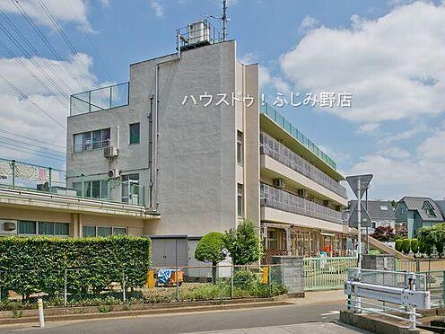 区分マンション-富士見市西みずほ台2丁目 富士見市立第四保育所 徒歩 約8分(約596m)