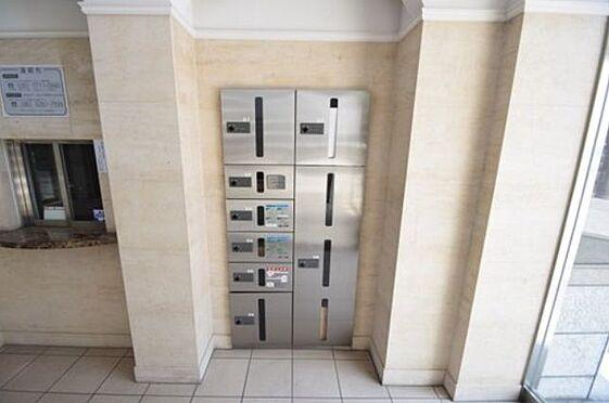 マンション(建物一部)-大阪市西区川口1丁目 宅配ボックスやオートロックなどの人気設備を完備