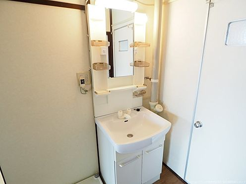 中古マンション-千葉市美浜区高洲3丁目 洗面化粧台です!