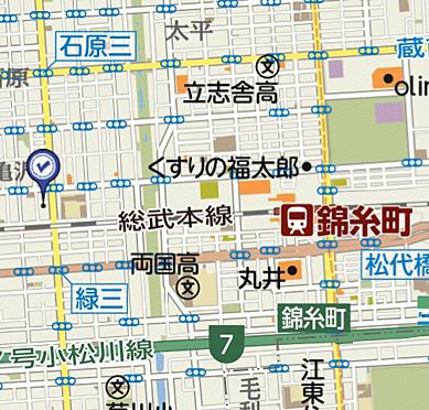 店舗事務所(建物一部)-墨田区亀沢3丁目 その他