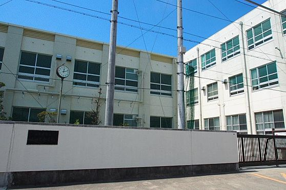 戸建賃貸-名古屋市西区花原町 山田東中学校 徒歩約3分 240m