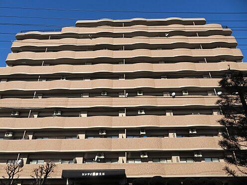 中古マンション-盛岡市本宮2丁目 南側外観写真 全住戸南向き