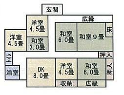 野上新 中古戸建 53886