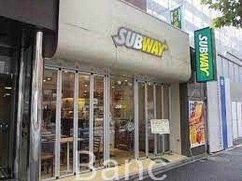 中古マンション-港区赤坂9丁目 サブウェイ乃木坂店 徒歩5分。 340m
