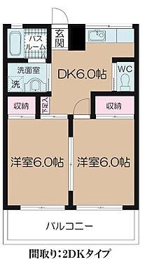 アパート-江戸川区篠崎町1丁目 間取り