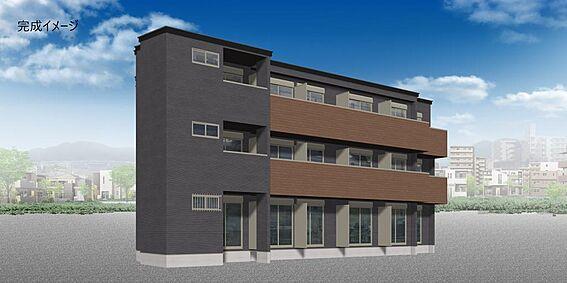 アパート-さいたま市桜区西堀9丁目 完成イメージ(住環境は異なります。)