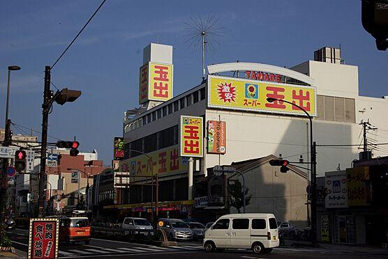 中古一戸建て-尼崎市築地1丁目 【スーパー】スーパー玉出尼崎店まで2277m