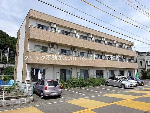 アパート-静岡市駿河区用宗5丁目 外観