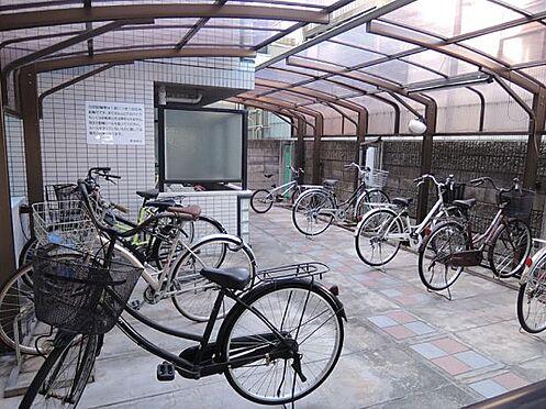 マンション(建物一部)-神戸市灘区鹿ノ下通1丁目 屋根付きの駐輪場あり