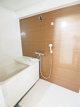 区分マンション-浦安市富岡3丁目 浴室オールリニューアル