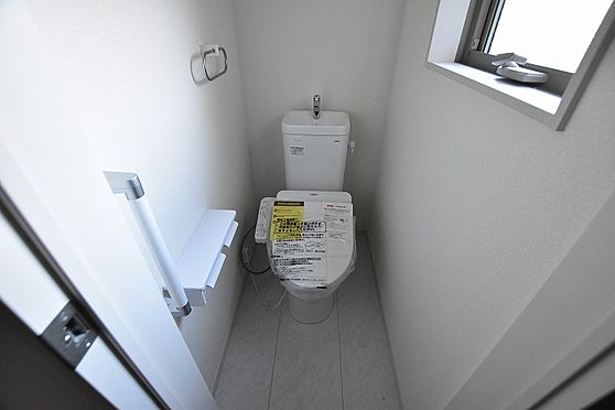 戸建賃貸-仙台市泉区市名坂字南前 トイレ