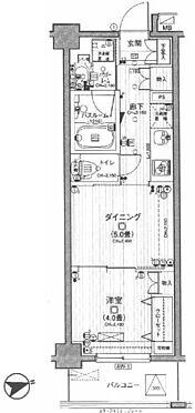 マンション(建物一部)-練馬区錦1丁目 間取り