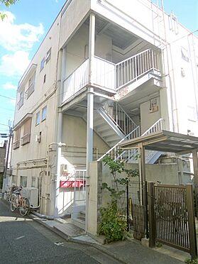 店舗事務所(建物全部)-新宿区中落合3丁目 外観