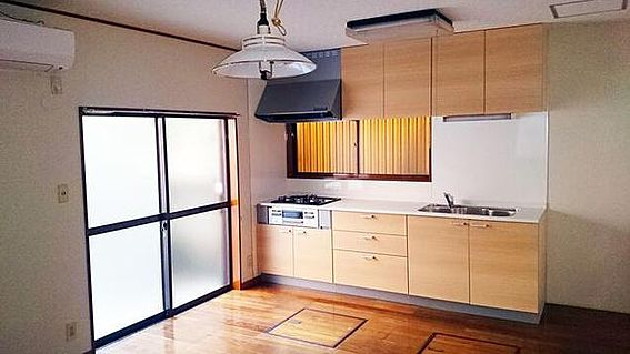マンション(建物全部)-豊島区池袋本町2丁目 キッチン