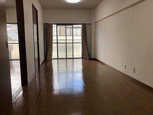 中古マンション-千葉市稲毛区黒砂台3丁目 約10.5帖洋室です。
