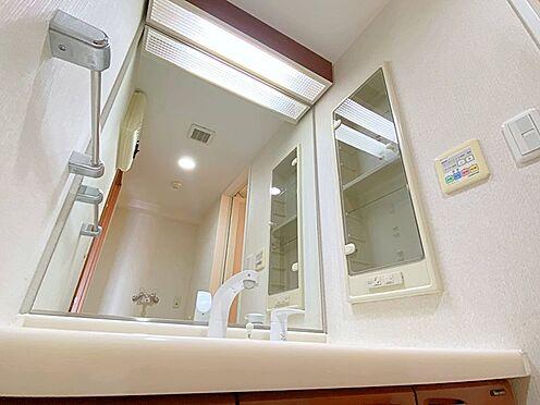 中古マンション-八王子市東中野 洗面台