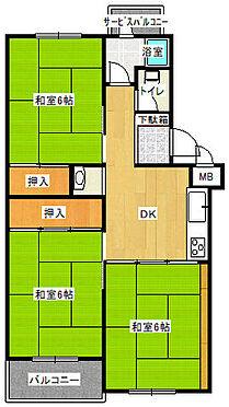 マンション(建物一部)-大阪市城東区永田3丁目 間取り