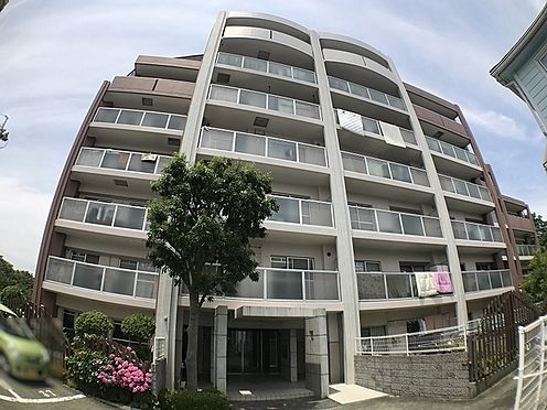 中古マンション-神戸市北区菖蒲が丘3丁目 外観