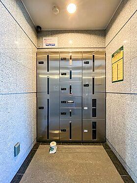 区分マンション-浦安市北栄3丁目 宅配ボックス付きマンション。