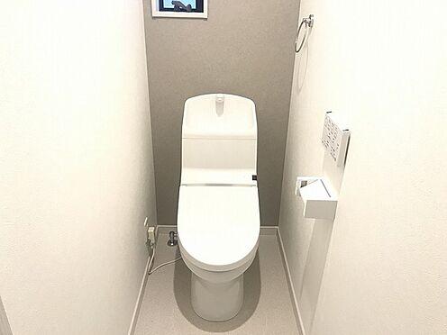 新築一戸建て-門真市大倉町 トイレ