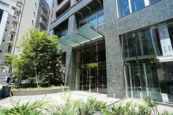 中古マンション-新宿区西新宿7丁目 エントランス