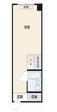 マンション(建物一部)-大阪市中央区平野町4丁目 間取り