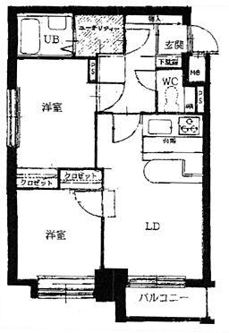 マンション(建物一部)-札幌市中央区北六条西25丁目 間取り