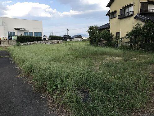 土地-豊田市中町橘畠 建築条件無しです。お好きなハウスメーカーで建築していただけます!