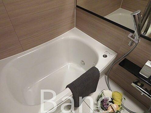 中古マンション-渋谷区本町3丁目 ゆったりとくつろげるバスルームです。