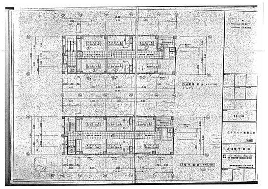 ビル(建物全部)-名古屋市中区新栄1丁目 2〜4階平面図(現況は1フロア1戸)