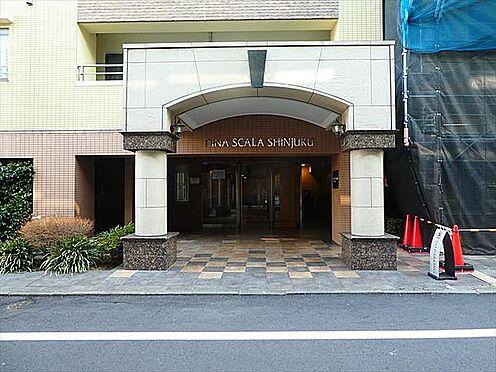 中古マンション-新宿区新宿5丁目 エントランス