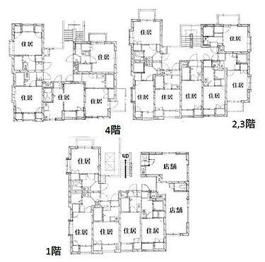 マンション(建物全部)-西東京市富士町 間取り