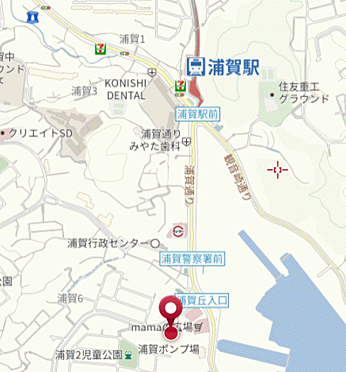 区分マンション-横須賀市浦賀6丁目 その他