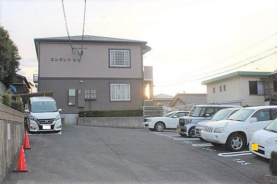 アパート-北九州市若松区用勺町 設備充実で生活しやすい環境です。