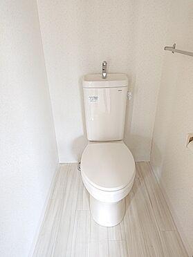 アパート-佐倉市海隣寺町 トイレ