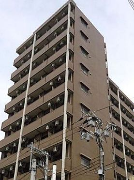 マンション(建物一部)-大阪市港区市岡元町1丁目 落ち着いた外観