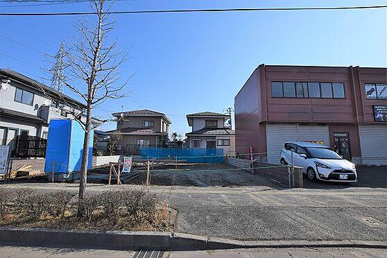 新築一戸建て-仙台市宮城野区福室5丁目 外観