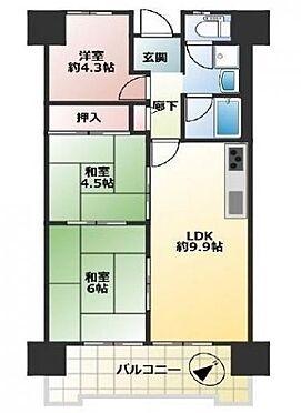 マンション(建物一部)-大阪市西淀川区佃1丁目 高層階につき眺望良好