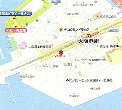 ビル(建物全部)-大阪市港区築港2丁目 その他