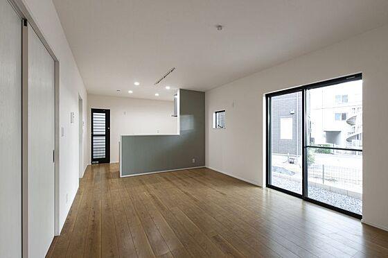 新築一戸建て-福岡市早良区野芥4丁目 家族団らんできるくつろぎスペース(こちらは弊社施工事例となります)