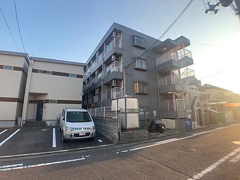 マンション(建物全部)-堺市中区東山 外観